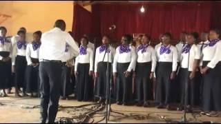 Video Hallelujah Chorus GF HANDEL BY THG SDA CHOIR MALAWI download MP3, 3GP, MP4, WEBM, AVI, FLV April 2018