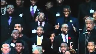"""There Is A Sound"" - COGIC IMD Mass Choir, AIM 2013"