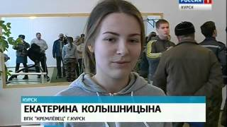 В Курском центре ДОСААФ прошли соревнования по автомногоборью