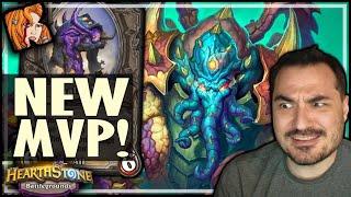 MYTHRAX IS THE NEW MVP! - Hearthstone Battlegrounds