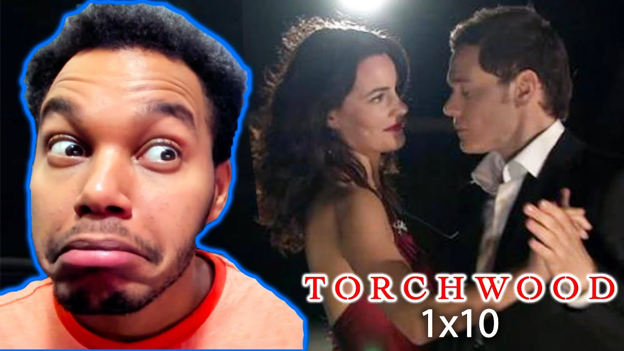 """Download Torchwood Season 1 Episode 10 """"Out of Time"""" REACTION!"""