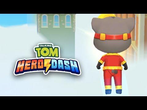 Talking Tom Hero Dash Jet Bike 2019 Super Tom Run Special Events
