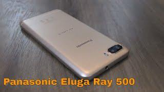 Panasonic Eluga Ray 500 review - Dual कैमरा स्मार्टफोन