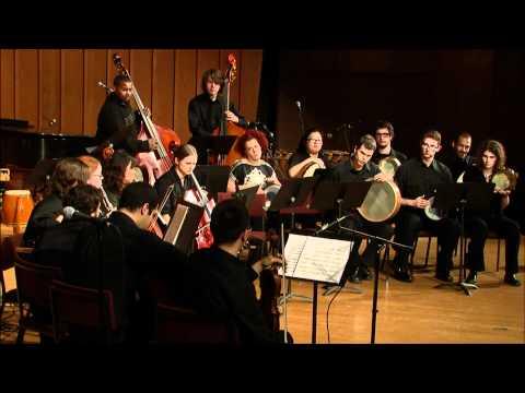Middle Eastern Music Ensemble - Armenian Folk Tune - Candle Dance