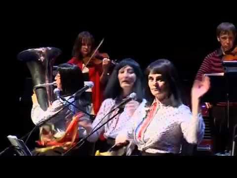 TOPOLOGY w/ The Kransky Sisters (2008 concert series)