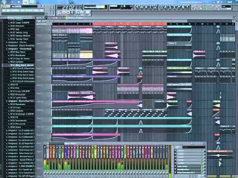 how to make acid house fl studio