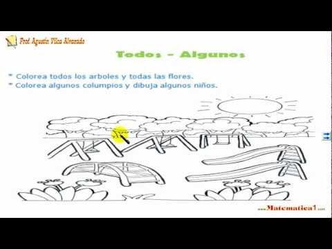 NOCIONES ESPACIALES EN MATEMATICA KINDER PARA NIÑOS DE 4 Y 5 AÑOS ...