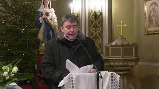 Római Katolikus szentmise 2019.01.23.