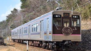【祝!】福島交通飯坂線1000系走行音 福島→飯坂温泉→福島【営業開始】