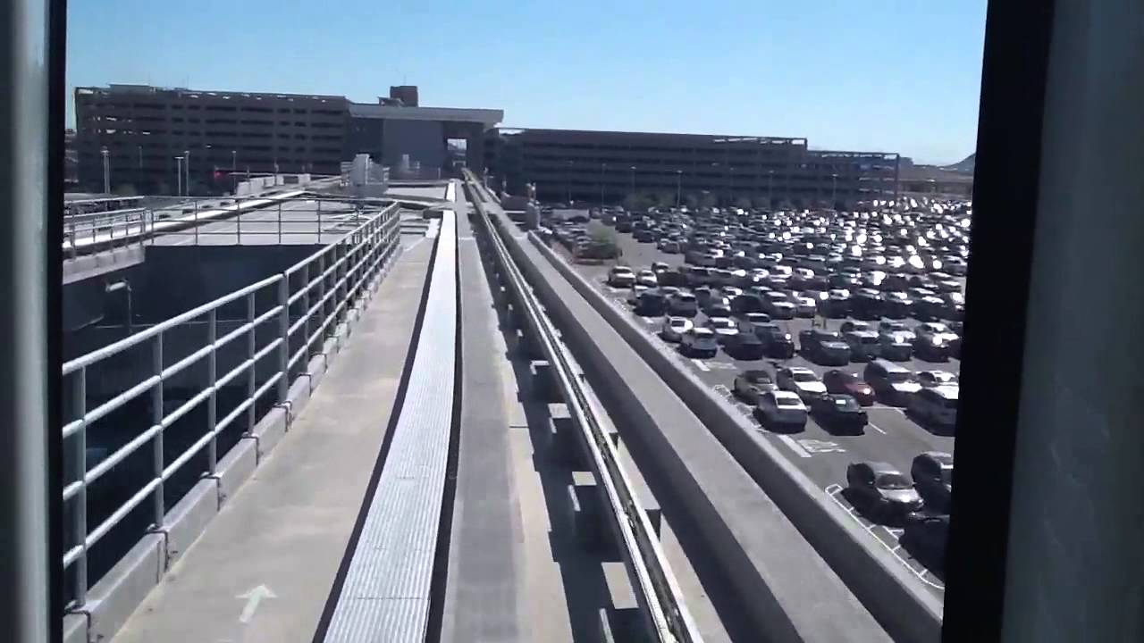 Sky Harbor's People Mover