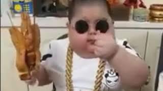大胃王 男孩 搞笑 可愛 funny kid eat chinese eating food cute 可愛chinese funny video