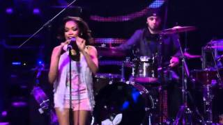 Dionne Bromfield performing Move a Little Faster - Itunes Festival 2011