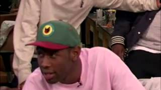 Tyler, The Creator gets bitch slapped by Jasper (VERY EMOTIONAL)