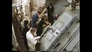 QE2 Fast boat to China Alan Whicker pt1