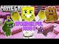 Unicorn Kitty's & Lucky Cats!   Minecraft Mod Showcase!