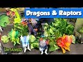 New Untamed Fingerlings Dragons and Raptors