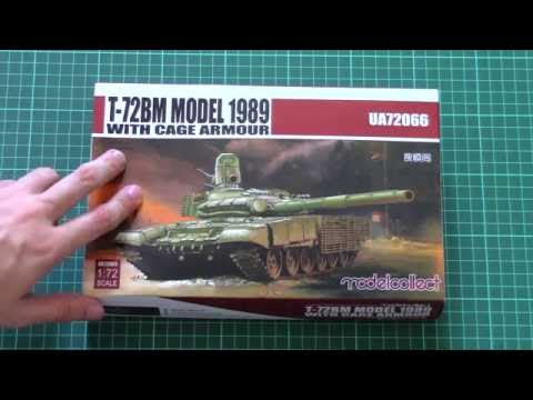 Modelcollect 1/72 T-72BM Model 1989 with...