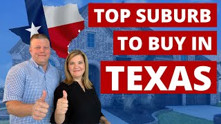 Best Suburb to Buy a Home in Texas