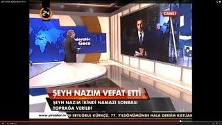 ŞEYH NAZIM KIBRISİ VEFAT ETTİ