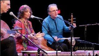 Living Legend Sima Bina performing Nowruz at Farhang Foundation's Nowruz Celebrations 2018