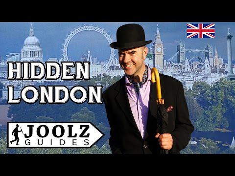 Great London Walking Tours - Joolz Guides
