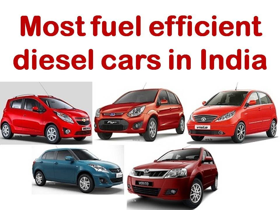 Most Fuel Efficient Diesel Cars In India Youtube