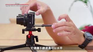 【Sony Cyber-Shot RX100M6】輕巧全能 旗艦旅遊機 操作解說