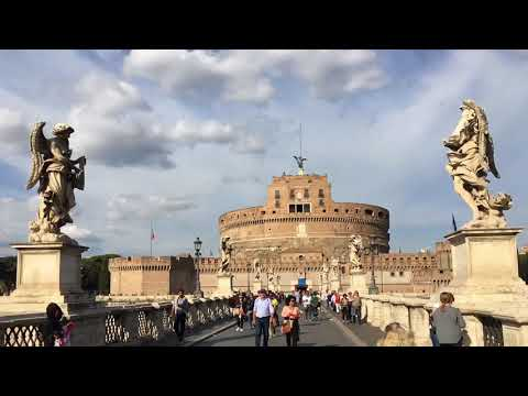 Rome and Vatican City, November 2, 2017