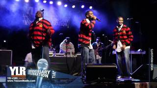 The Gospel Sonz LIVE at The 2012 Yes Lord Radio Anniversary Party