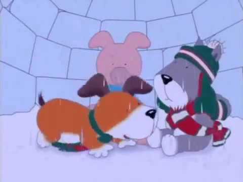 Kipper the Dog. The Igloo