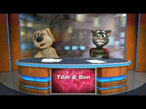 Talking Tom talking about bohemia latest news 2017