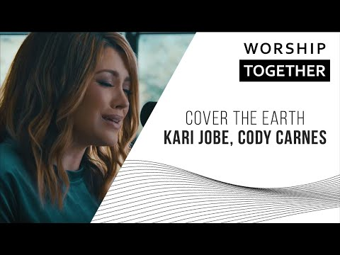 Kari Jobe, Cody Carnes // Cover The Earth // New Song Cafe