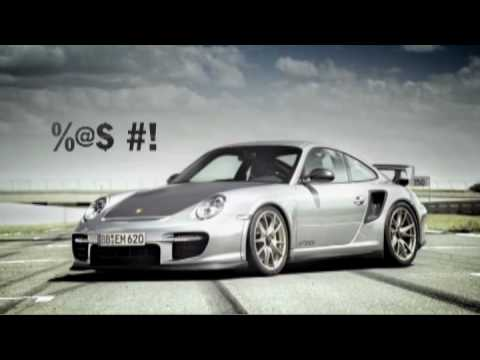 The new 911 GT2 RS: Awe.