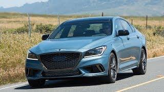 Genesis G80 Sport 2018 Car Review