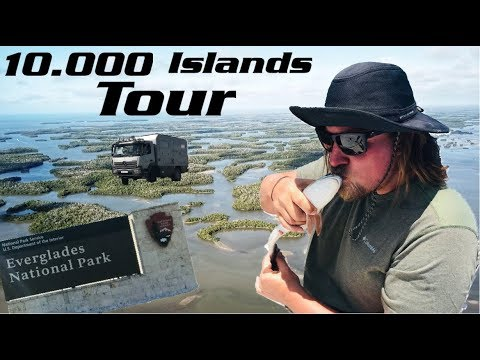 Exploring Mangroves While Fishing In 10000 Islands ► | Chokoloskee, South Florida