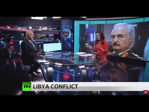 Libya's Haftar figures out next move ahead of Berlin peace summit