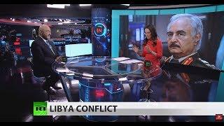 Libya's Haftar figures out next move ahead of Berlin peace summit