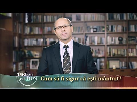 03 -2017 Cum sa fi sigur ca esti mantuit? Luigi Mitoi-Pastorul cel bun