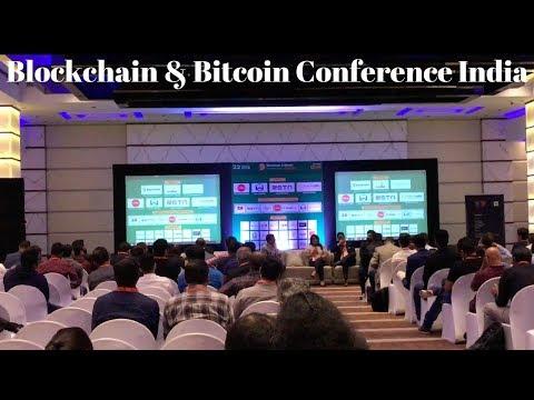 Blockchain & Bitcoin Conference Bengaluru 2018