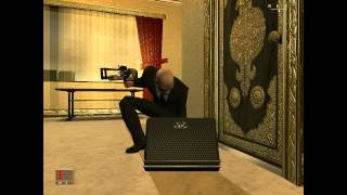 Hitman Blood Money - Mission 10 - A House of Cards - SA/PRO