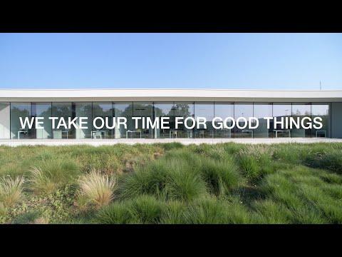 'We take our time for good things', nieuwe bedrijfsimpressie KRISTALIA