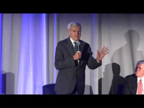 #EWIcyber: Bill Owens Keynote Address