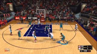 NBA 2K13 MyTEAM Mode- Seed 5: Our Newest Member