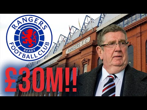 Rangers on course for jawdropping £30m+ jackpot after stunning Ibrox update