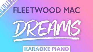 Fleetwood Mac - Dreams (Karaoke Piano)