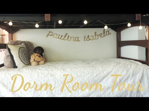 DORM ROOM TOUR | Miami University