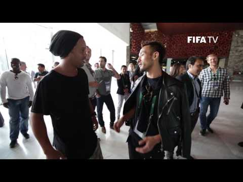 FIFA Legends in Mexico City