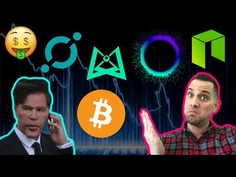📉Markets Down! Cryptos On SALE 🤑 Surprise $NEO Airdrop: Master Contract Token! ICON News   $MCT $ICX