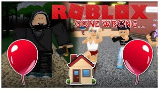 WE THREW A HOUSE PARTY ON ROBLOX!!
