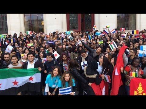 Joli succès pour la nuit des étudiants du monde à Poitiers